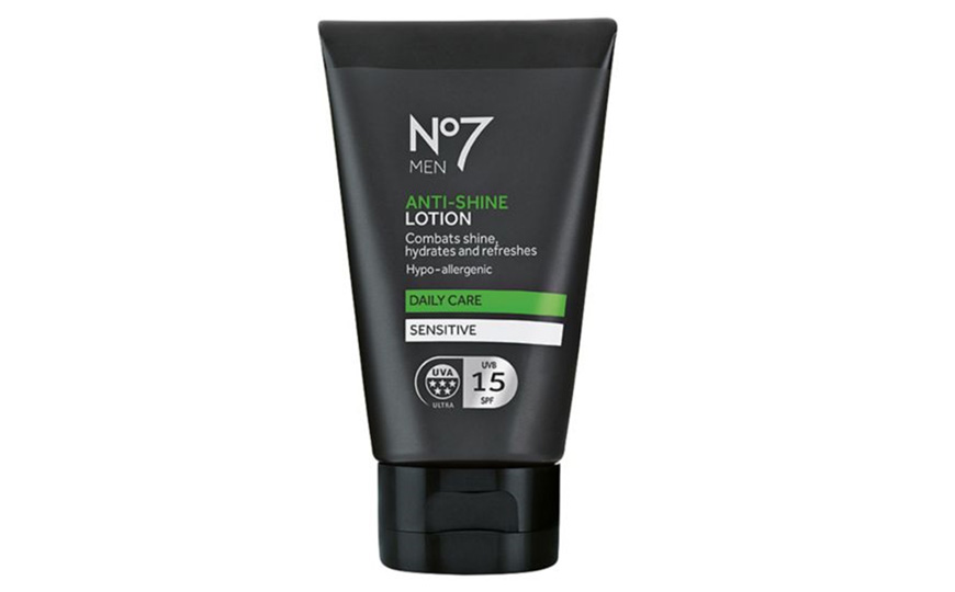 N07 Men, Anti-shine moisturiser