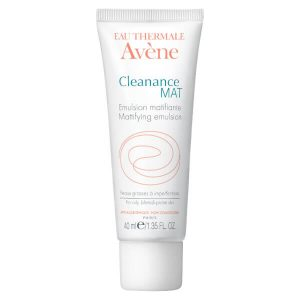 Avène Cleanance MAT Mattifying Emulsion (40ml)