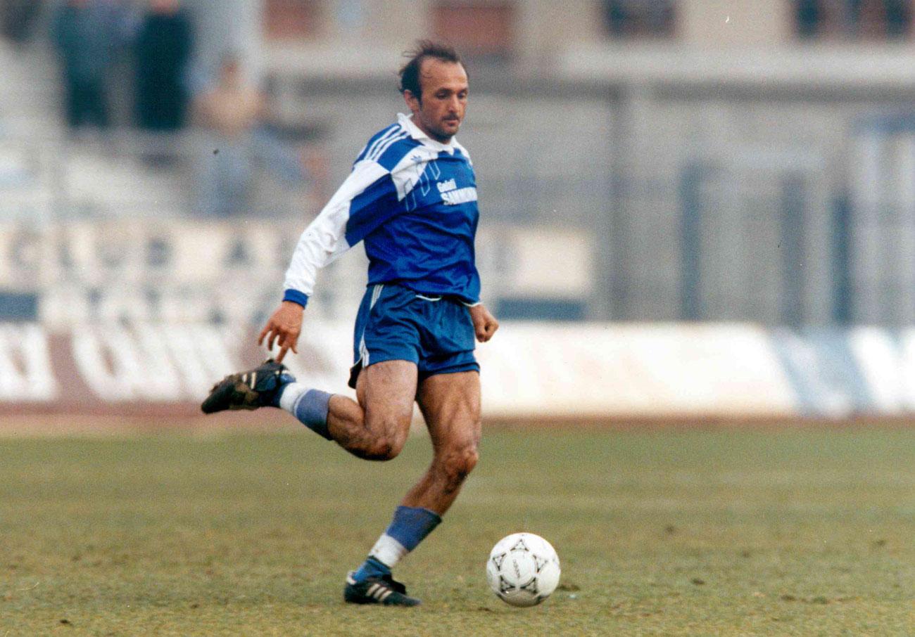 Luciano Spalletti Balding