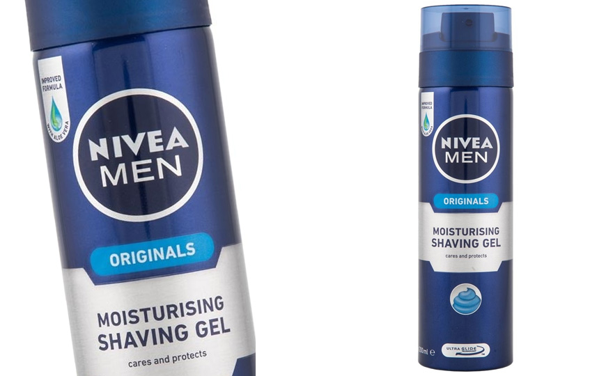 Nivea for Men Originals Moisturising Shaving Gel