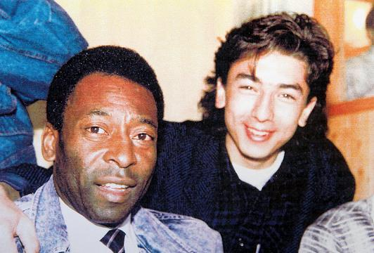 Roberto Di Matteo as a Youngster