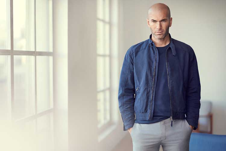 Zinezine Zidane Fashion