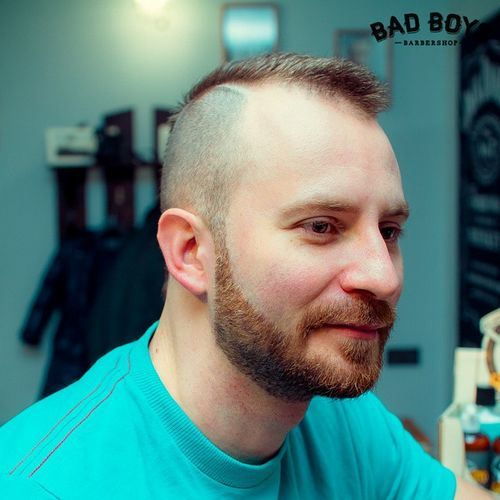 The 7 Best Hairstyles For A Receding Hairline The Bald Gent