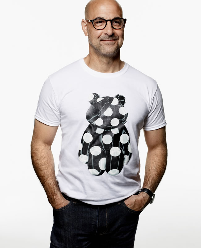 Stanley Tucci T Shirt
