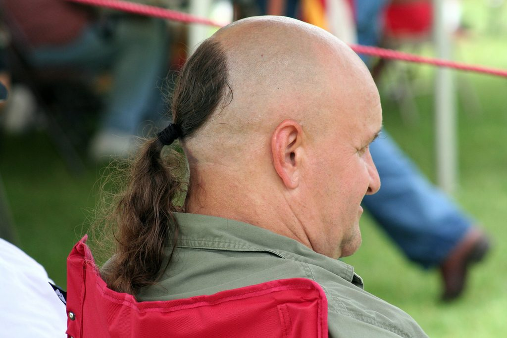 7 Bad Hairstyles Bald Men Need To Avoid The Bald Gent
