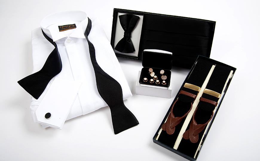 Ready to Wear, Made to Order or Bespoke Shirts | The Key