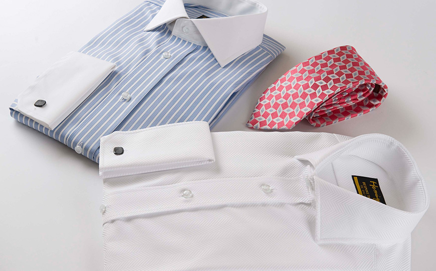 Ready to wear made to order or bespoke shirts the key for Made to order shirts online