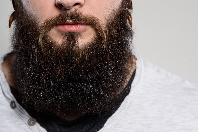 Does Growing a Beard Make Your Head Go Bald? | The Bald Gent