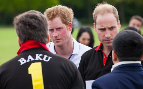 Prince Harry Balding