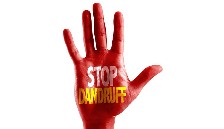 Stop dandruff