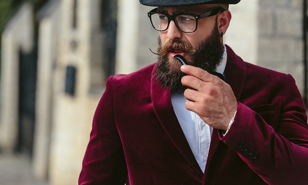 How To Make Your Beard Soft And Straight The Bald Gent