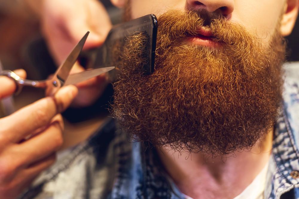 Design neatly trimmed beard Beard Boy's