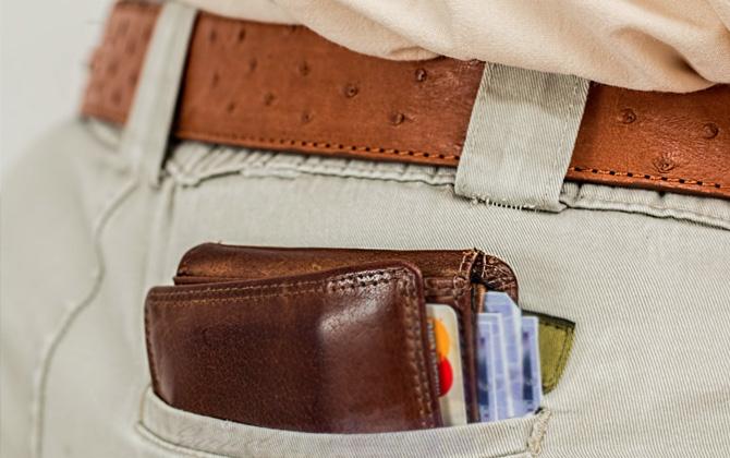 Big wallets