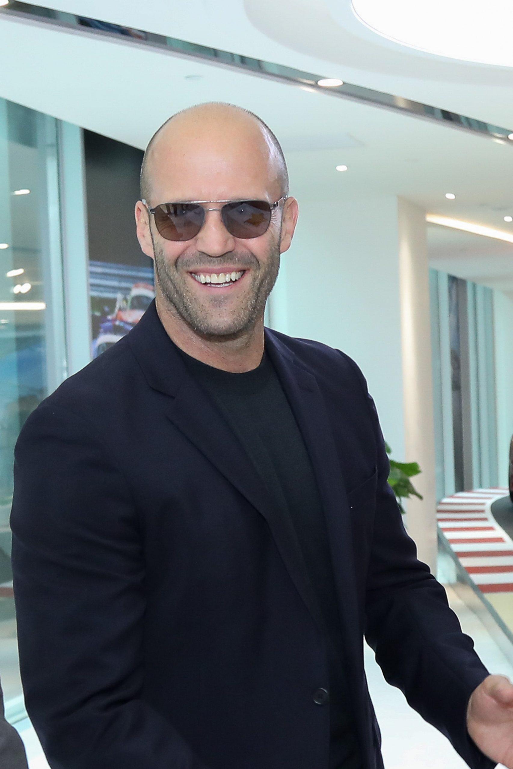 A bald what head suit glasses 9 Best